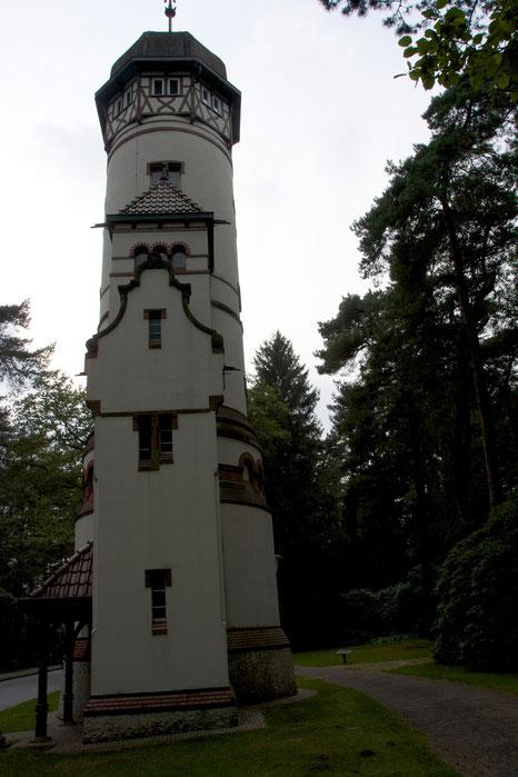 Wasserturm... mitten in Hamburg