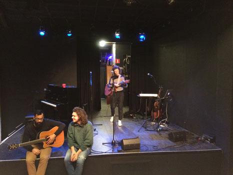 Opbouwen met Het Nieuwe Lied in Theater Pepijn