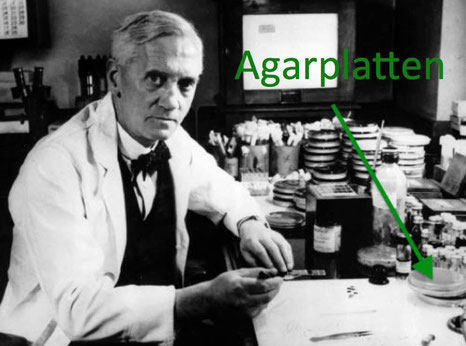 Penizillin wichtigstes Medikament der Welt