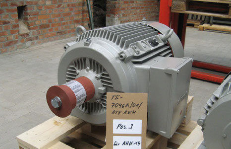 2-Speed-Motors