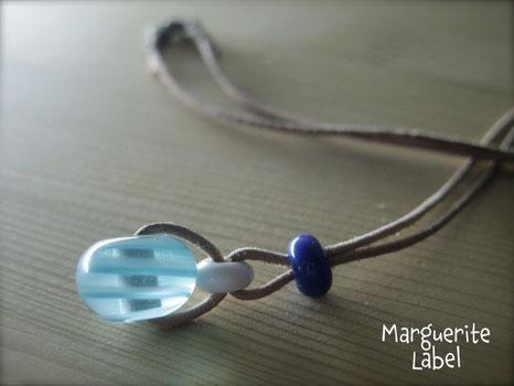 Spiral Design /Glass Beads