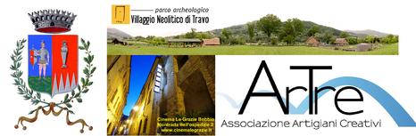 Travo (Borgo Antico e Parco Archeologico) - Pigazzano Cinema Sotto Le Stelle - Estate 2017