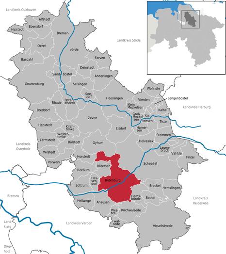 Fensterputzer Landkreis Rotenburg