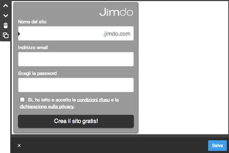 Jimdo box