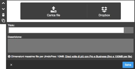 Download dati