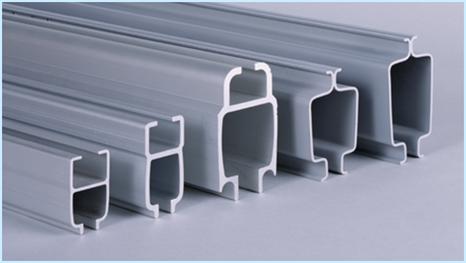 Aluminium Schienensystem