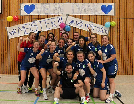 TuS-Königsdorf 2. Handball Damen