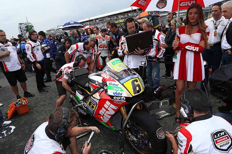 ©LCR Honda MotoGP Team