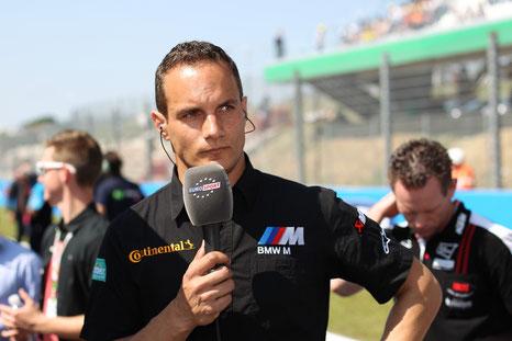 Kommentatoren und Moderatoren wie z.B. Alex Hofmann können viel für eine gute Übertragung in der MotoGP beitragen