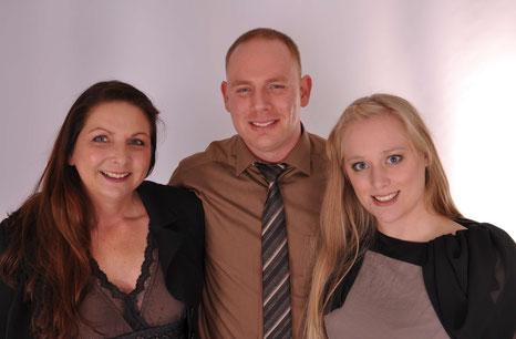 Lust Blechwaren: Petra Meng, Christian Meng, Anna Meng-Brown