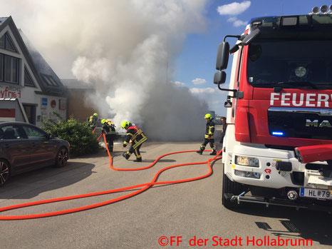 © Feuerwehr der Stadt Hollabrunn