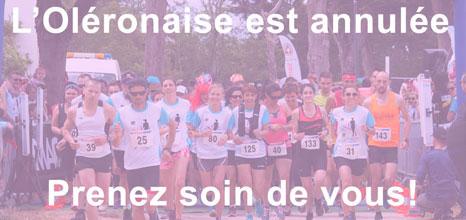 L'Oléronaise 4eme edition - 2016 - course pour la lutte contre le cancer du sein sur l'ile d'Oléron