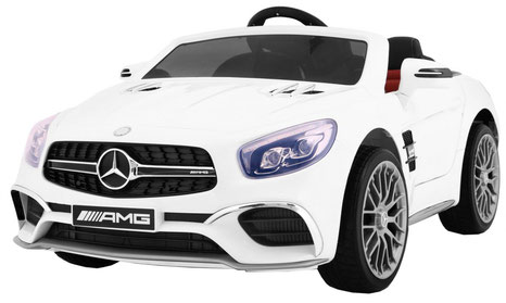 Mercedes AMG SL65/Kinderauto/Kinder Elektroauto/Kinderautos/Kinder Elektroautos/Kinder Auto/pink/lizensiert/