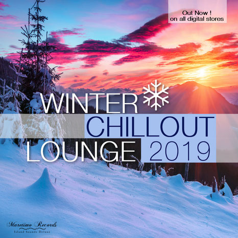 CD Winter Chillout Lounge 2019 - DJ Maretimo Records & Radio
