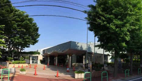 上石神井体育館トレーニング室の画像
