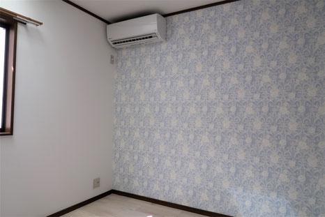 2階洋室(南側)
