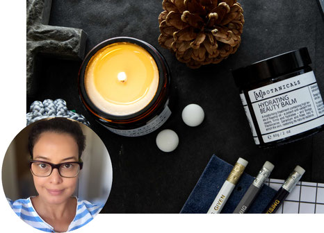 Scented Soy Wax Candles and Skin Care by MBotanicals, featured in the PASiNGA curated Christmas artisan gift guide