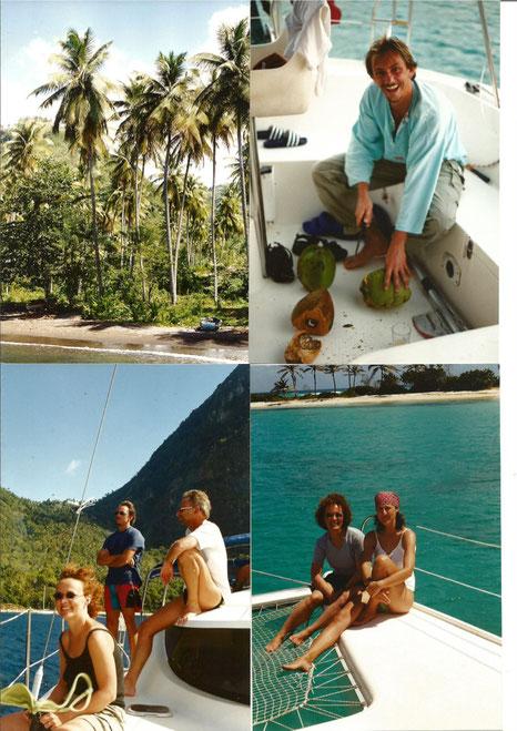 Mitsegeln auf der JOJO Segeltörn mit Skipper