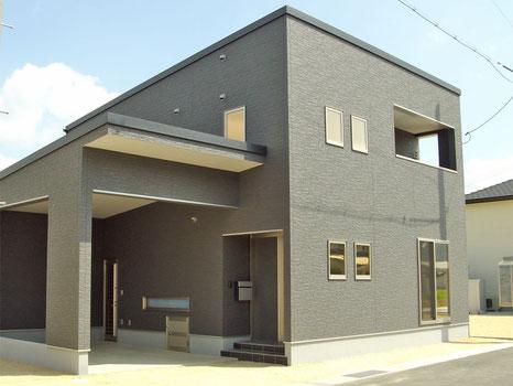 総社市の注文住宅の施工事例