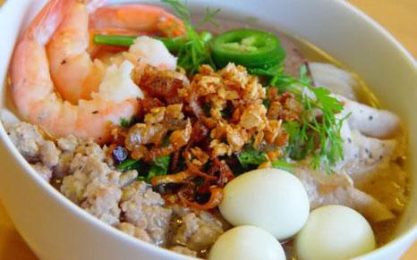 Asian food Ho Chi Minh