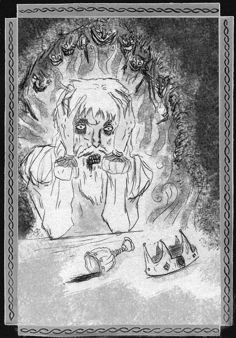 Drunken Tyrant Dungeon synth