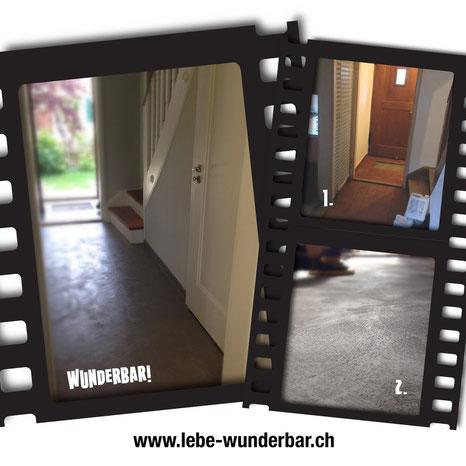 bodengestaltung fugenlos wunderbar z rich. Black Bedroom Furniture Sets. Home Design Ideas