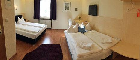 Hotel Grader Familienzimmer