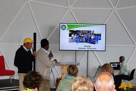 Die German Church School wird vorgestellt