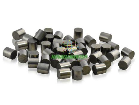 molibdeno pellets, molibdeno cilindro, molibdeno metallico, molibdeno da collezione, collezionare molibdeno, molibdeno metallo, molibdeno elemento