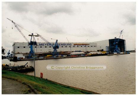 Meyer Werft 07.2001