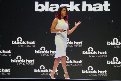 米Google社 パリサ・タブリズ氏の講演( Black Hat USA 2018 )