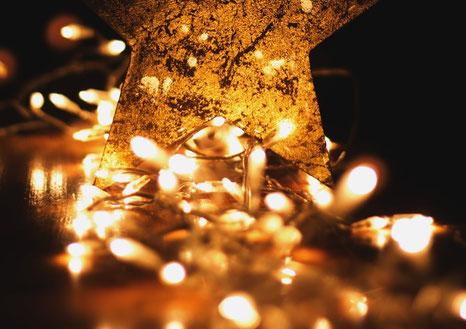 5 Glückstricks um Weihnachtsstress zu vermeiden
