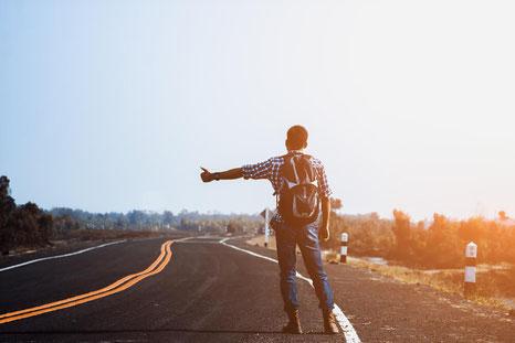Glückskompetenz, 10 Gründe warum Reisen glücklich macht, Glückstraining