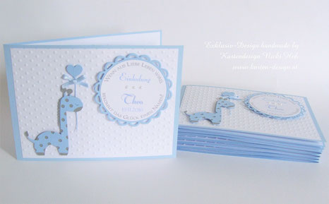 Liebevoll Handgefertigtes Kartendesign Kartendesign Nicki Heß