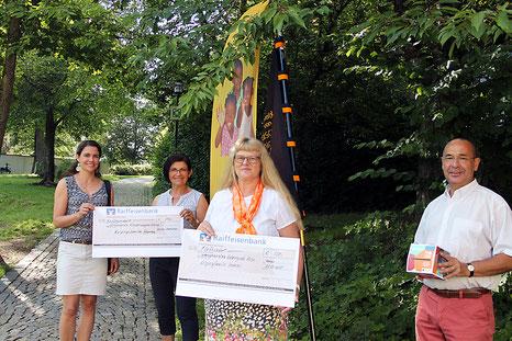 Spendenübergabe Hemau Kolpinghaus