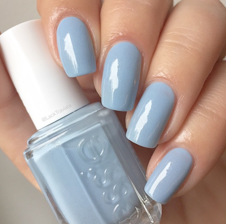 swatch essie rock the boat