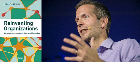 frederic laloux contact conference speaker booking