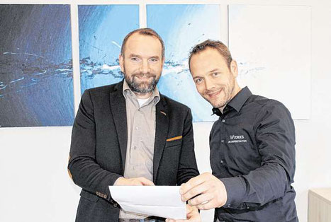 Carl Cordes GmbH & Elektro Dührkop unter einem Dach