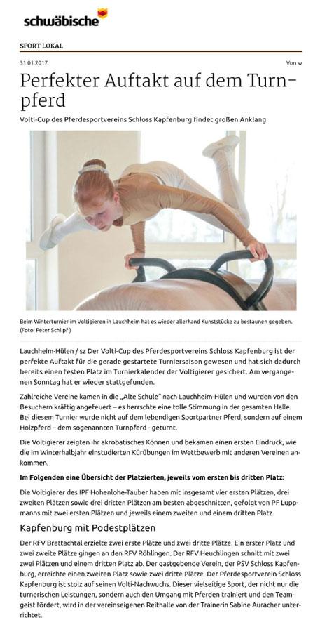 mit freundlicher Genehmigung von schwaebische.de, erschienen am 31.01.17