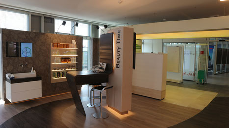 Musterapotheke Kosmetikbereich IDA Köln