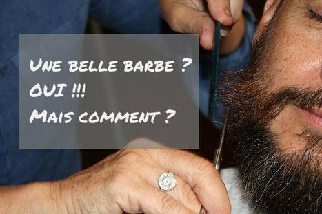 comment bien se tailler la barbe