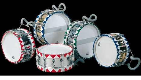 Marching Band Snare