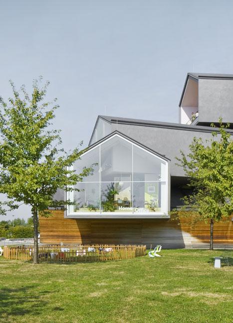 Vitra Design Museum Weil am Rhein, Herzog und de Meuron Architekturfotografie