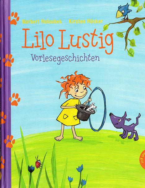 Lilo Lustig  Vorlesegeschichten, Norbert Holoubek