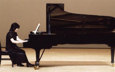 小池ピアノ教室発表会にて
