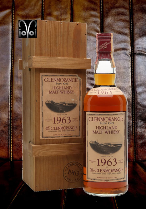 Original Bottling Glenmorangie 1963 / 1987 - 23 Years