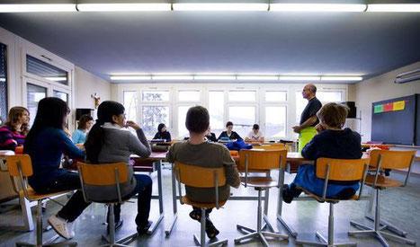Die Lehrer wollen administrative Aufgaben während dem Unterricht erledigen. (Bild: Keystone)