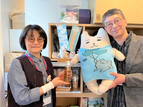 大阪国際がんセンターのセルフケアフェア・悪性腫瘍治療経験を活かして