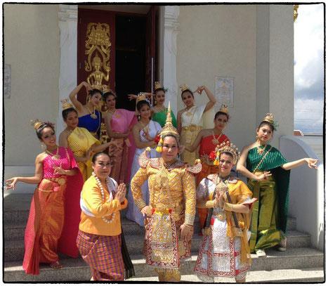 Am Tempelfest 2013