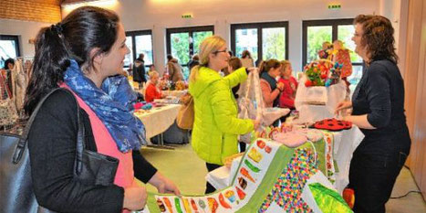 Kreativmarkt im Heddesheimer Remigiushaus